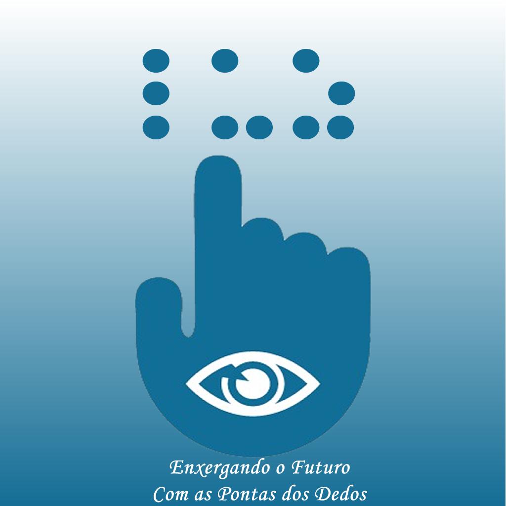 Imagem: Capa do curso de introdução do método braile